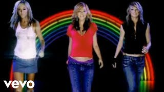 Music video by Atomic Kitten performing The Tide Is High (Get The F...