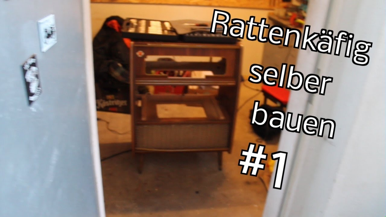 rattenk fig selber bauen 1 diy upcycling mit stil youtube. Black Bedroom Furniture Sets. Home Design Ideas