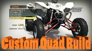 MX vs ATV Reflex CUSTOM QUAD FULL BUILD