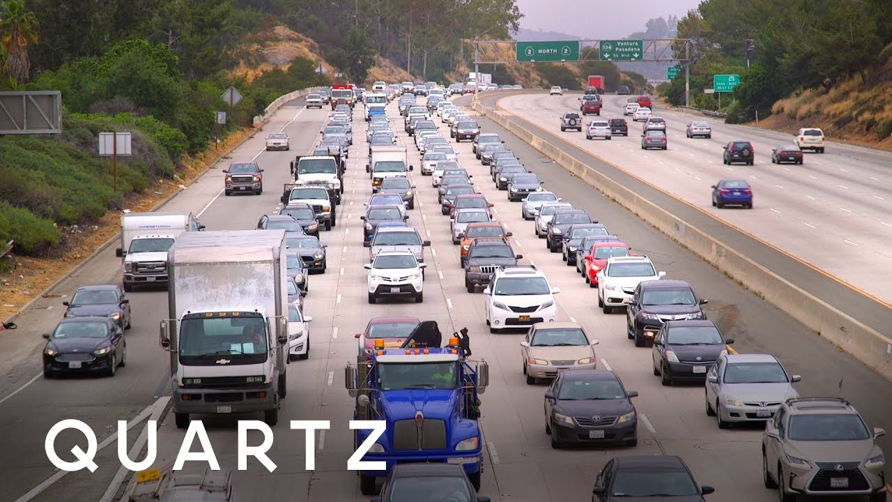 The Jones Act: The 100-year-old law that makes traffic worse