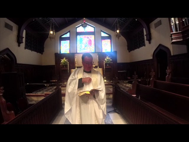 The Sixth Sunday of Easter 5.17.20