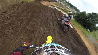 Jumping the Triple Step Up at Muddy Creek Pro National (8:00)