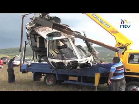 Families of 2 Lake Nakuru chopper crash victims hold requiem mass