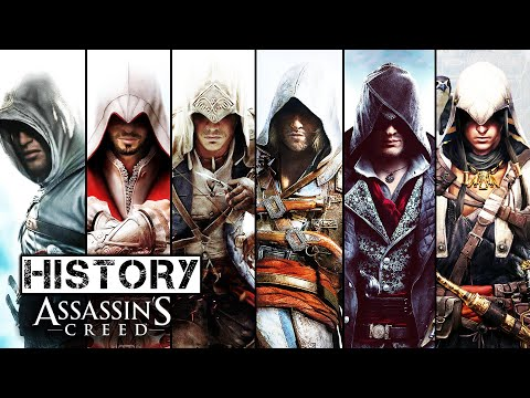 History/Evolution of Assassin's Creed...