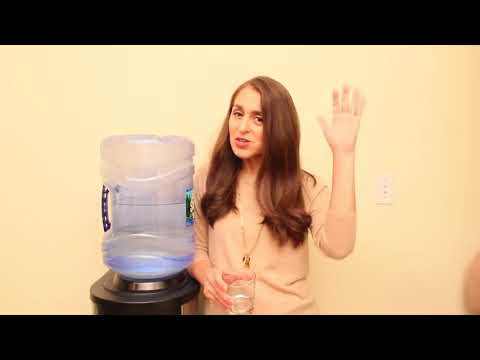 How to Clean the Water Dispenser! | Clean Casa