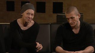 Интервью Петра Павленского и Оксаны Шалыгиной ONLINE.UA