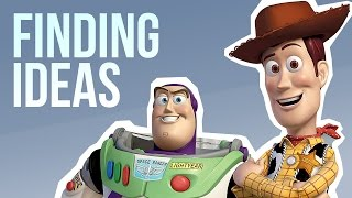 Pixar Storytelling Rules #1: Finding Ideas