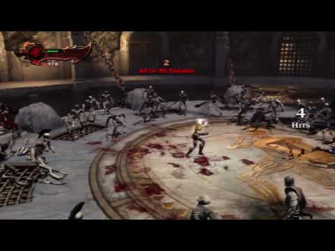 God of War 3 - Challenges of Olympus