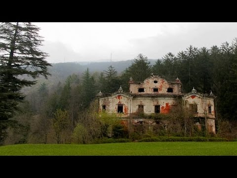 Las mansiones abandonadas mas sorprendentes del mundo
