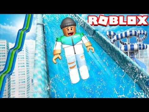 ROBLOX WATERPARK!!