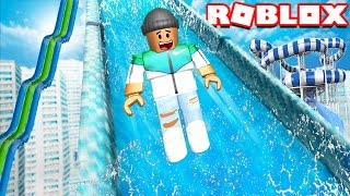 ROBLOX PARC AQUATIQUE !!