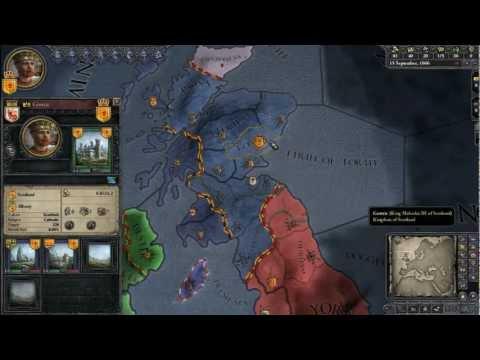 Crusader Kings 2 Туториал #1