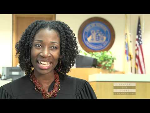Expanded Sentencing Options in Newark: Judge Victoria Pratt