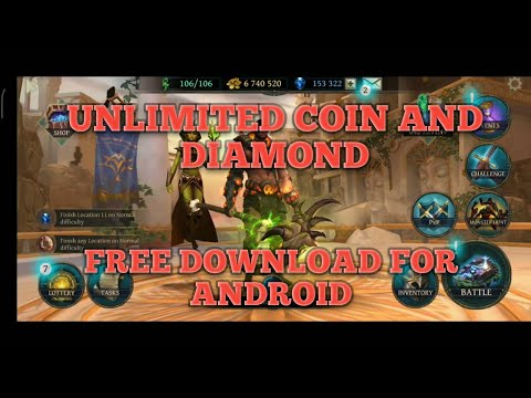 BEST GAME RPG EVER FOR ANDROID 2019 || BLADEBOUND MOD APK FREE DOWNLOAD
