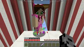 PopularMMOs Minecraft ~ HACKING THE GAME ~ ANY PERCENT ~ Custom Map