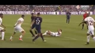 Gol de Marquinhos - Roma 0 x 1 PSG - Copa Internacional dos Campeões 2017