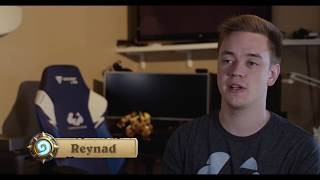 Reynad - Hearthstone Inn-vitational BlizzCon 2017