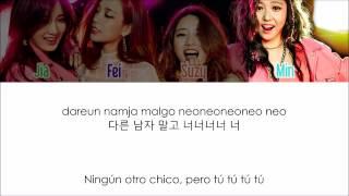 Repeat youtube video miss A - Only You [Sub Español - Hangul - Romanización]