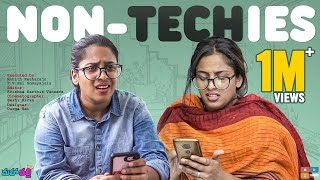Non-Techies || Mahathalli || Tamada Media