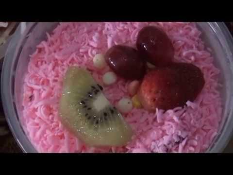 Salad Buah Dengan Varian Toping Hasilkan Puluhan Juta Rupiah Youtube