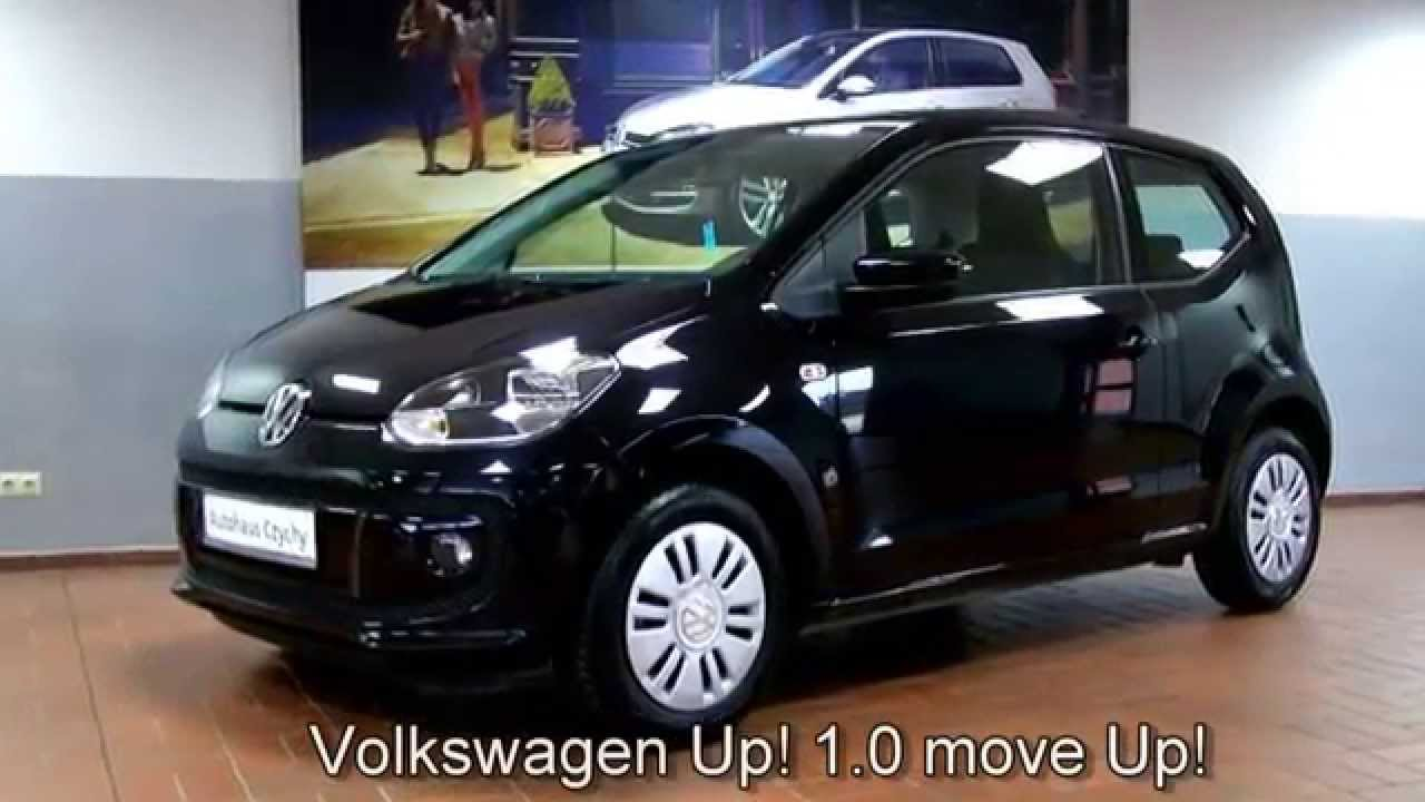 volkswagen up 1 0 move up ed018961 black pearl autohaus. Black Bedroom Furniture Sets. Home Design Ideas