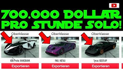 GTA 5 Online -🔥💰Bester SOLO Job Geld Trick!💰🔥[Schnell SOLO Viel Geld Machen Nach Patch 1.37!]