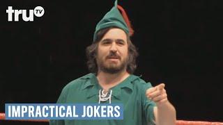 Impractical Jokers - Amateur Wrestler Loves To Cuddle (Punishment) | truTV