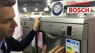 Bosch Bulaşık Makinesi inceleme tanıtım SMS43D08TR SMS53L18TR