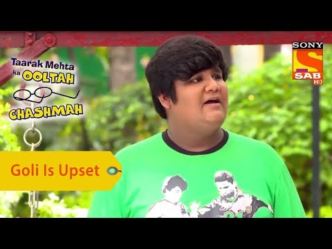 Your Favorite Character | Goli Upset About The Coupon | Taarak Mehta Ka Ooltah Chashmah