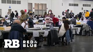 Michigan certifies vote count despite Trump campaign's objections