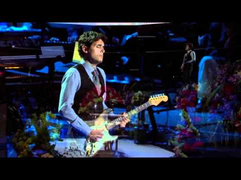 John Mayer Human Nature Michael Jackson Memorial HD Pink Eric Clapton Jackson 5 Five     YouTube