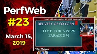 PerfWeb 23 – Delivery of Oxygen and AKI, Making the Connection