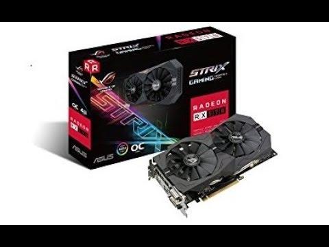 ASUS ROG Strix RX 570 Bios Modding- GPU Mining - Links in description