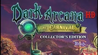 Dark Arcana The Carnival HD - iPad Gameplay Video