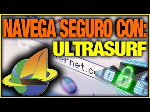 Como Evitar La Censura y Restricciones De Empresas y Paises En Internet Con Ultrasurf