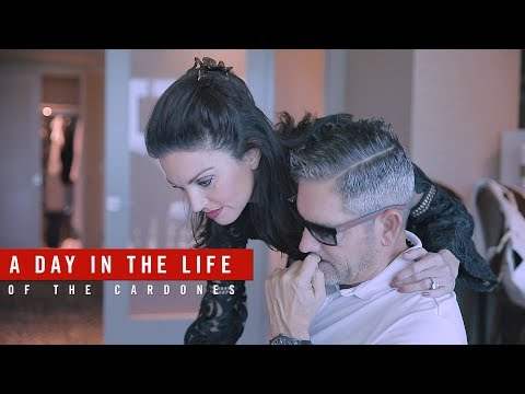 A Day in the Life of The Cardones  Grant Cardone