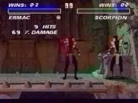 Mortal Kombat Destruction poster