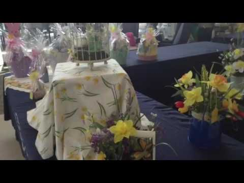 """""""Daffodils and Deserts"""" 21st annual spring event sponsored by Lowell General Hospital Auxiliary Diva"""