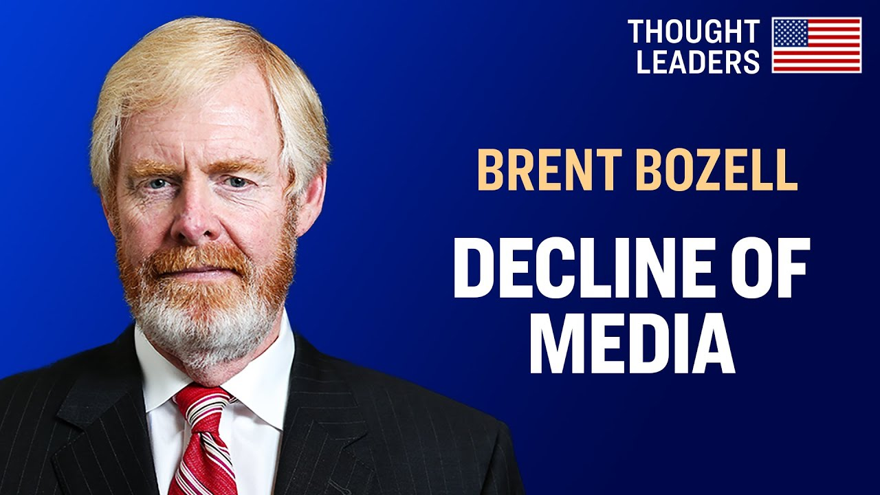Brent Bozell: On Media Bias, the Death of Local News, and the 30-Year Decline of the News Industry -