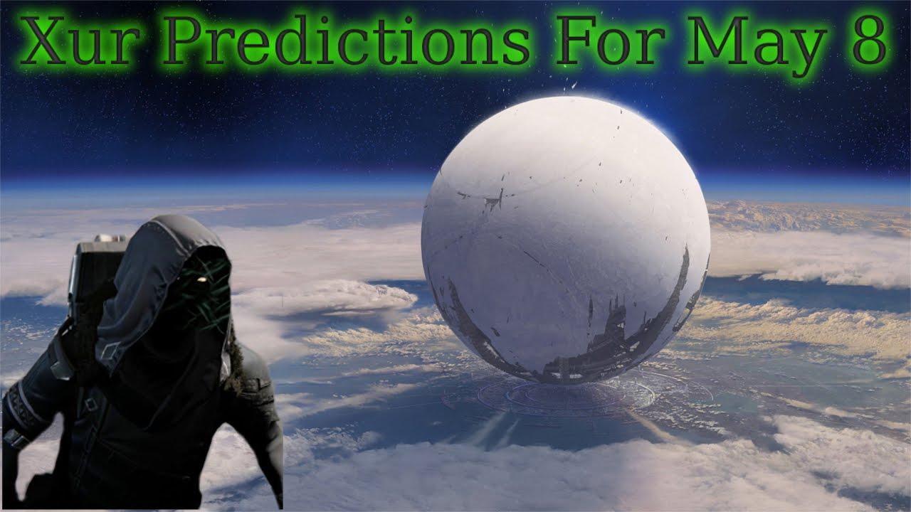 Destiny Xur Predictions 4 3