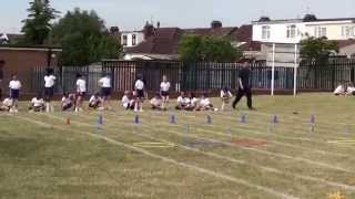 Years 3 & 4 Sports' Day part 1