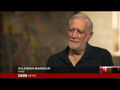HARDtalk| Suleiman Mansour,Palestinian Artist/Painter