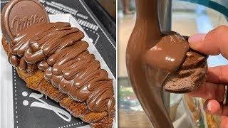 创意蛋糕, 如何製作放縱的巧克力蛋糕   簡單的DIY巧克力蛋糕裝飾   Top Yummy 中国