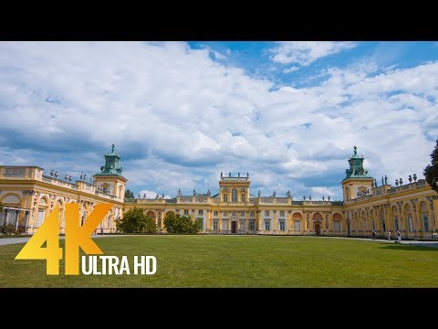 4K Warsaw, Poland - Cities of the World | Urban Life Documentary Film