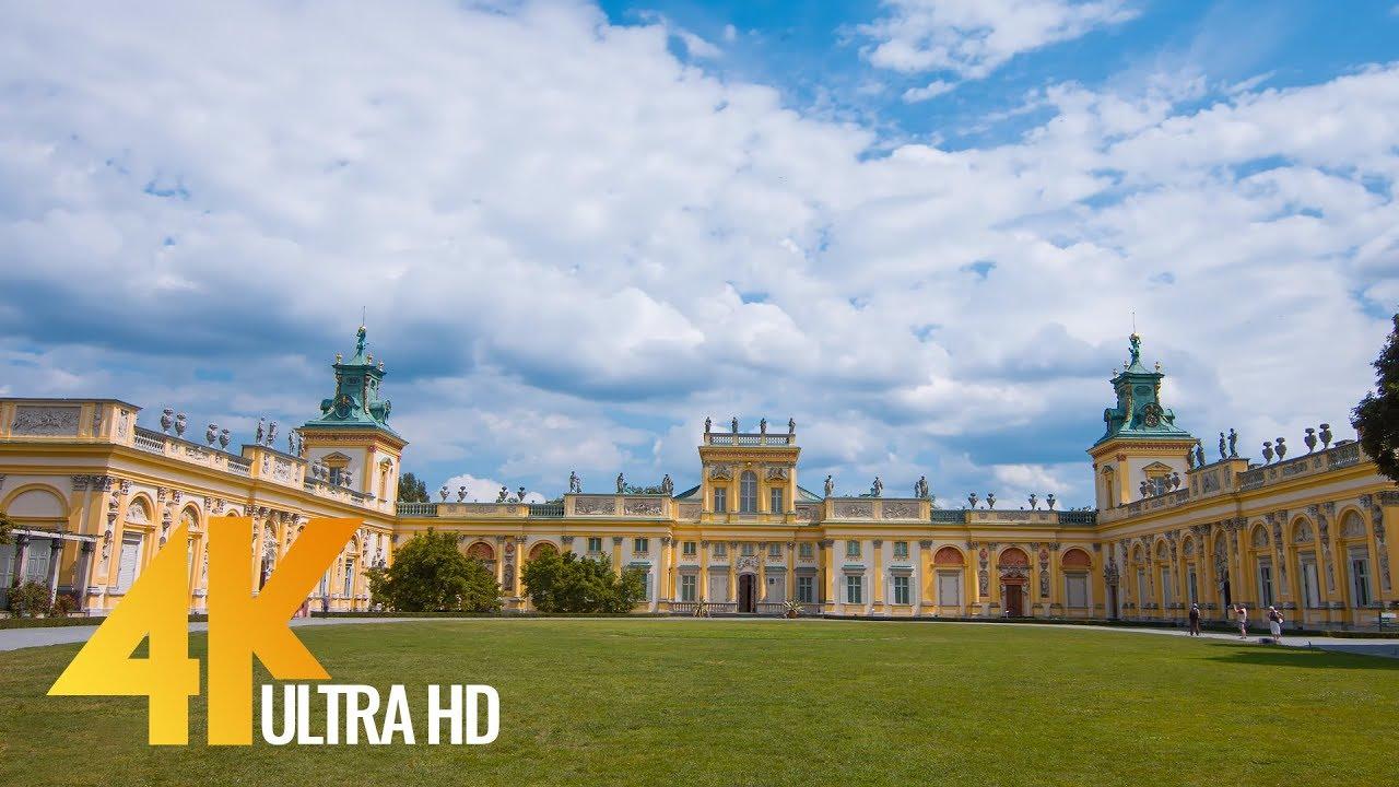 4K Warsaw, Poland - Cities of the World | Urban Life Documentary Film