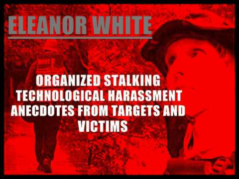 Eleanor White Organized Stalking And Technological Harassment Anecdotes From Targeted Victims