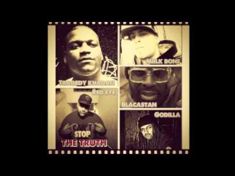DJ Tray - The Truth ft. Tragedy Khadafi, Miilkbone, Godilla, Red Eye & Blacastan