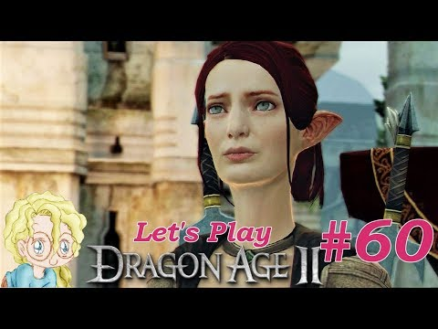 Let's Play Dragon Age 2 - (60) Mark of the Assassin [Blind]