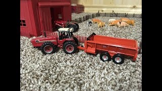 My 1/64 Scale Farm Toy Collection