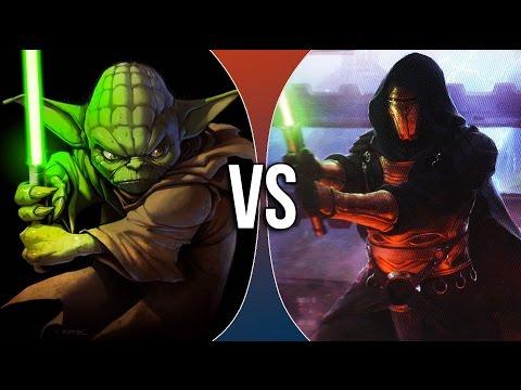 VS | Yoda Vs Revan